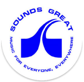 sounds great logo