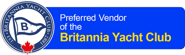 Preferred Vendor of the Britannia Yacht Club